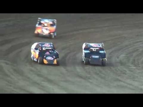 Indee Car Heats Independence Motor Speedway 8/20/16