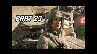 FAR CRY 5 Walkthrough Part 23 - Making Movies (4K Let's Play Commentary)