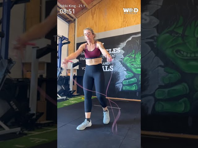 21.1 Wall Walks and Double Unders