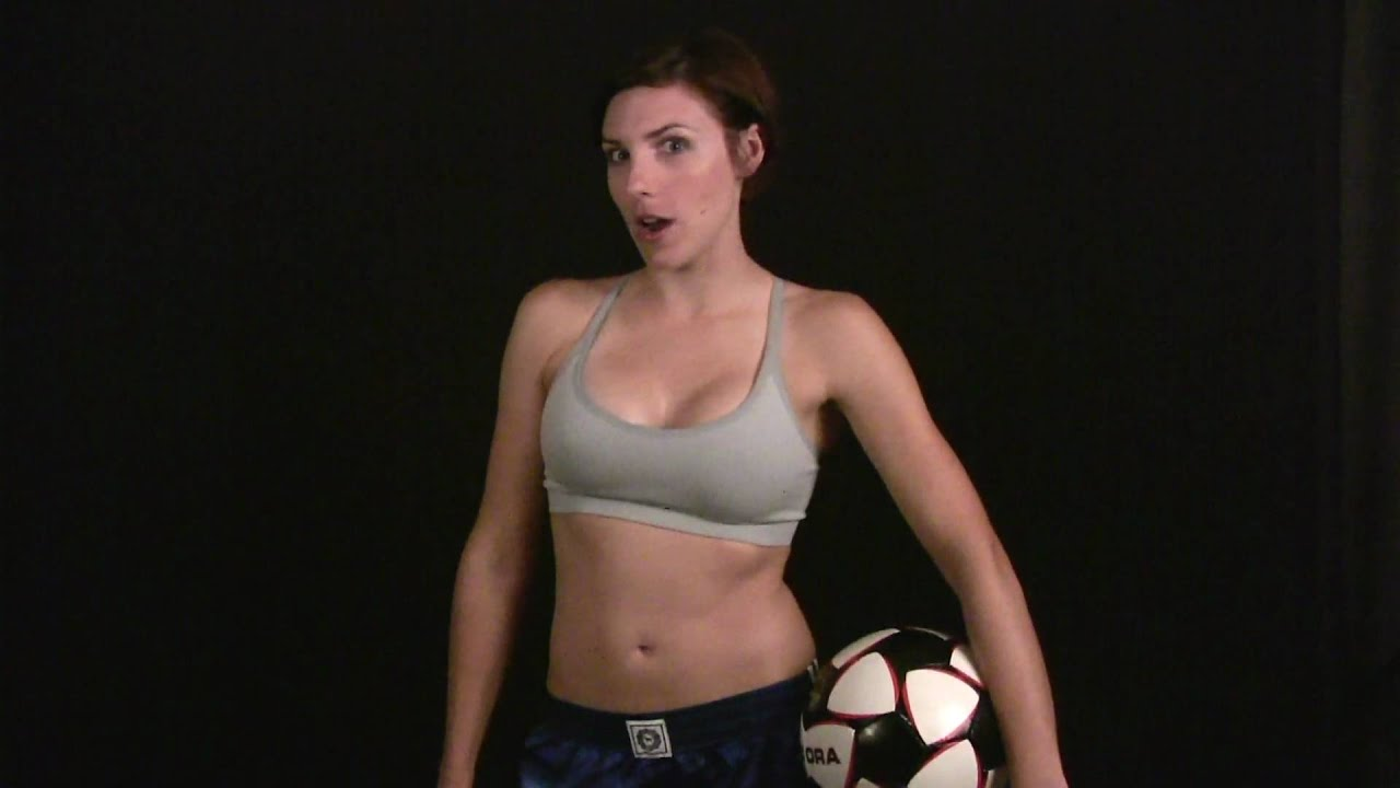 World Cup Soccer shoot and Painting the Body with Light ...