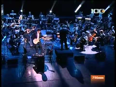 Песни Цоя.Полная телеверсия Каспарян с оркестром. 21.06.12
