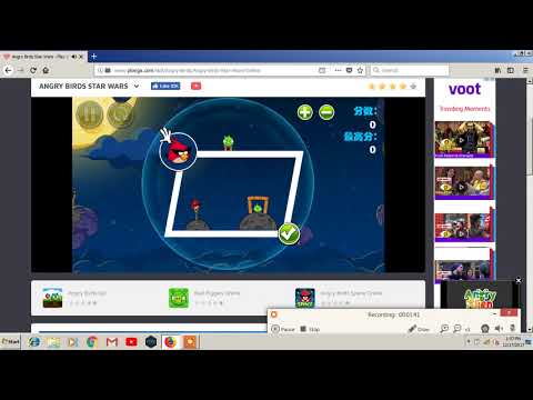 How To Play Angry Birds Star Wars Online For PC?