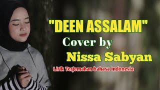 "Gambar cover ""DEEN ASSALAM"" (Islam Agama Damai) - CoverBy Nissa Sabyan(Islamic Music)"