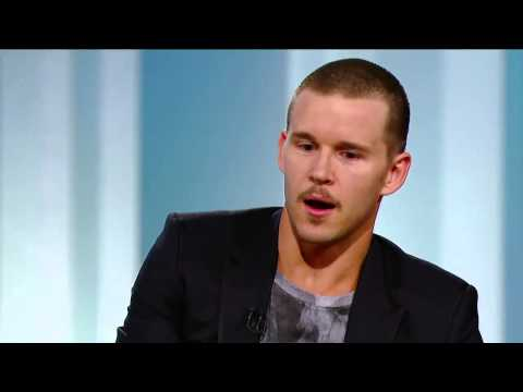 Ryan Kwanten on George Stroumboulopoulos Tonight: