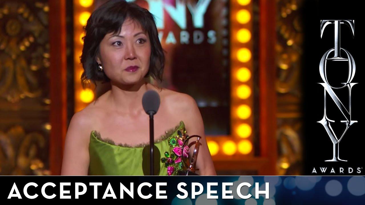 2014 Tony Awards - Linda Cho - Best Costume Design of a Musical  sc 1 st  YouTube & 2014 Tony Awards - Linda Cho - Best Costume Design of a Musical ...