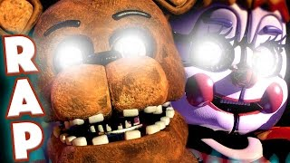 "FIVE NIGHTS AT FREDDY'S RAP ""Turn Back"" (featuring Baby of FNAF Sister Location)"