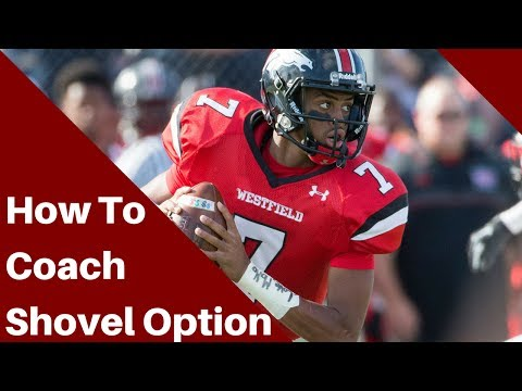 How To Coach The Shovel Option Play