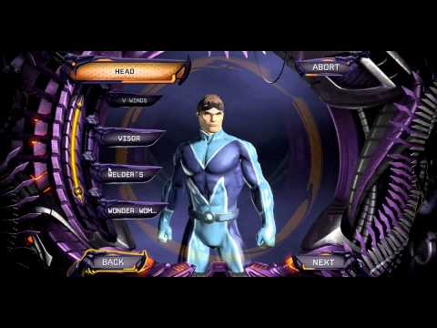 DC Universe Online: Circe and Wonder Woman