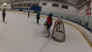 IHL Goal Northwoods Ice 7-17-18