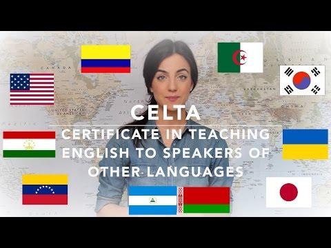 Как стать учителем английского в США. Дешевые курсы английского в НЙ. CELTA