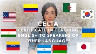 Как стать учителем английского в США. Дешевые курсы английского в НЙ. CELTA(Как стать учителем английского языка как иностранного в США или в любой другой стране мира. Делюсь своим..., 2015-03-13T05:39:47.000Z)