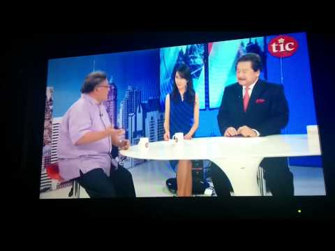 Wimar on Prabowo v Jokowi [The Indonesia Channel]