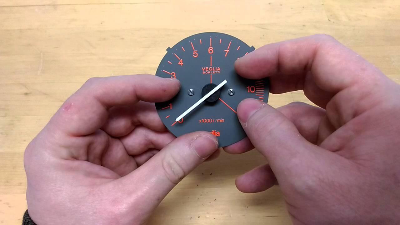 tachometer conversion or repair youtube