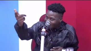wizkid inspired the track You Dey mad. Reekado banks tells