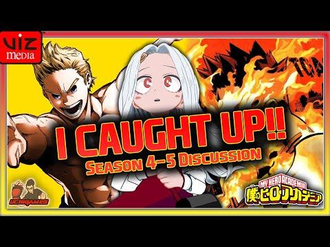 MY HERO ACADEMIA MANGA UPDATE!! (minor spoilers)