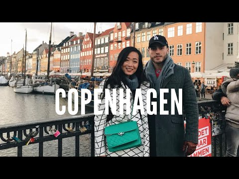 Vlog - 3 days in Copenhagen with Jonas| Oct 2017