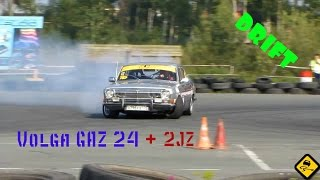 DRIFT Volga GAZ 24 + 2JZ