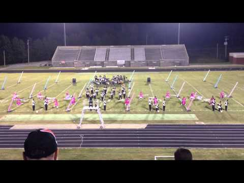 """2013 MTB """"The Body Electric"""": Christian County High School Tournament of Bands, 9/28/13"""