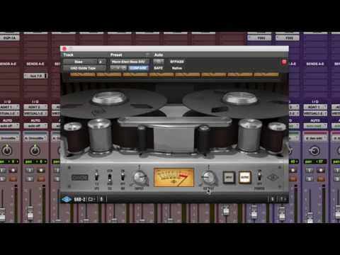 Review Of Universal Audio UAD Oxide Plugin