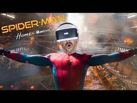 אני ספיידרמן!!!