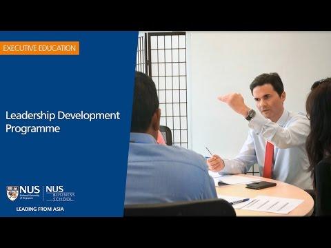 Leadership Development Programme Participant Experience - Ignacio Cartagena