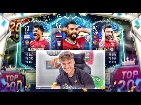 FIFA 21: 20x TOP 200 REWARDS BEIM PL TOTS  😍