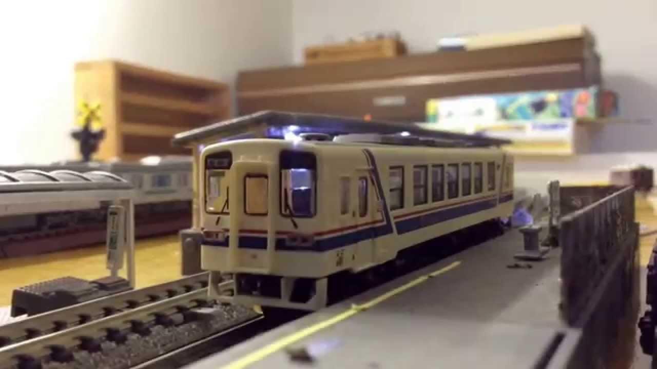 【鉄コレ】ひたちなか海浜鉄道3710形+キハ205