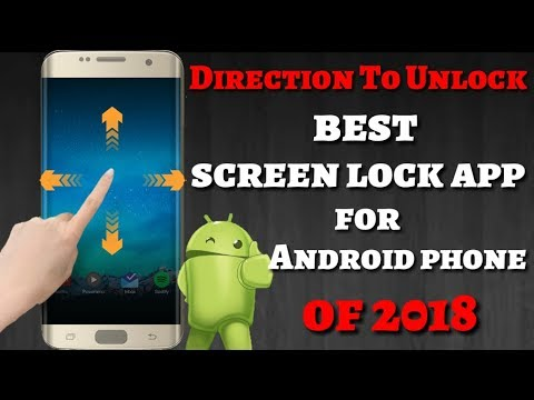 How To Use Direction To Unlock App || Best Screen Lock App For Android Phone Of 2018
