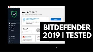 Bitdefender Internet Security Test