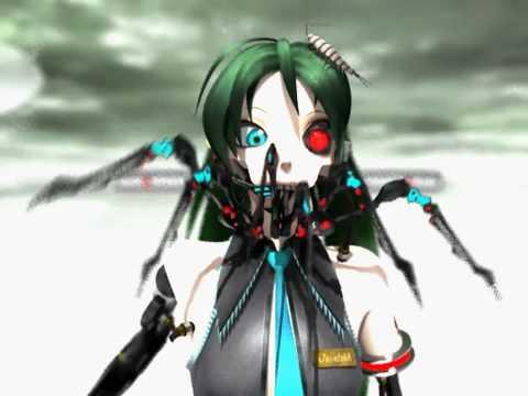 【初音ミク・3DPV】machine muzik (若干高画質)