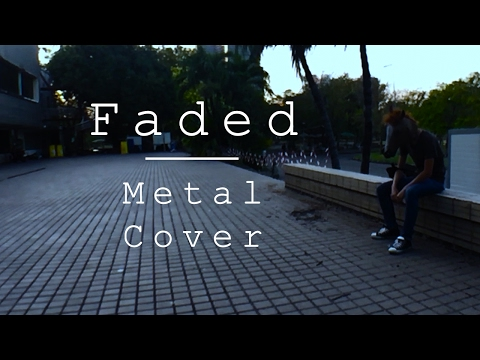 Alan Walker - Faded (Metal Cover by Rebedy)
