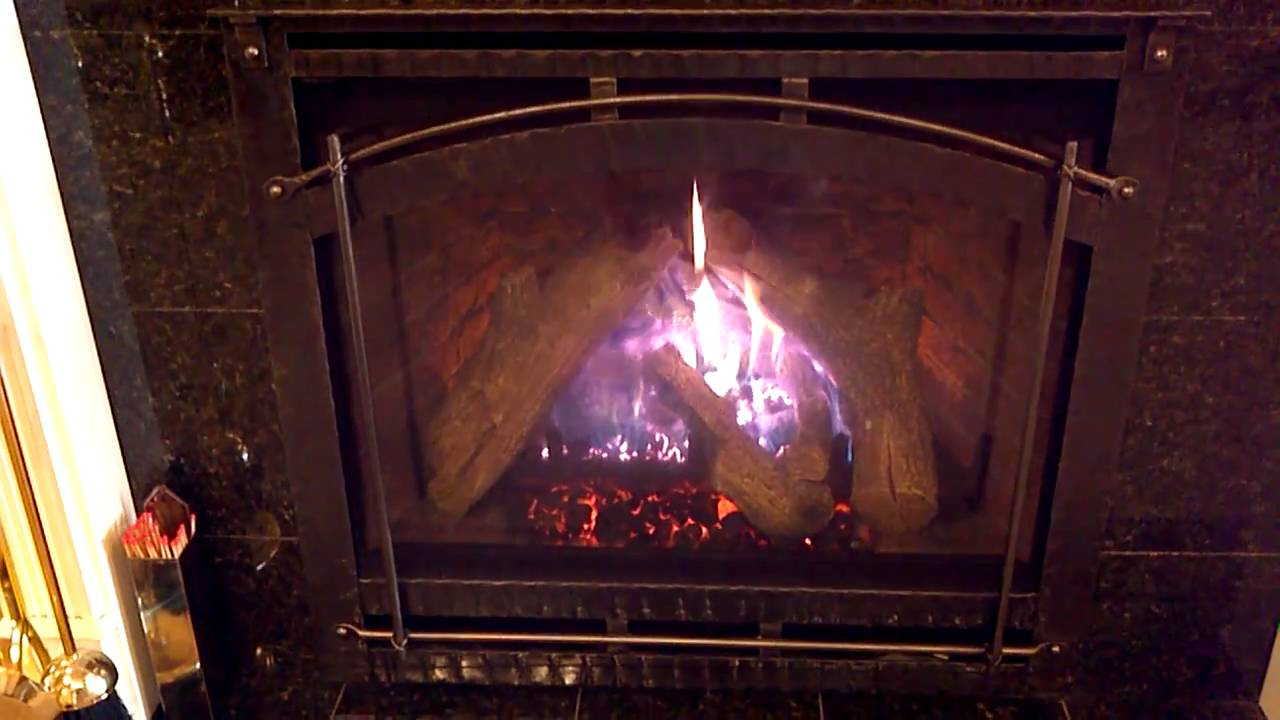 heat n glo 6000 clx at down right cozy fireplace youtube
