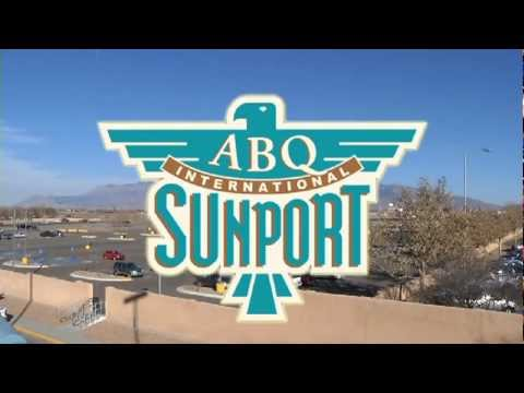Albuquerque International Sunport Long Term Parking