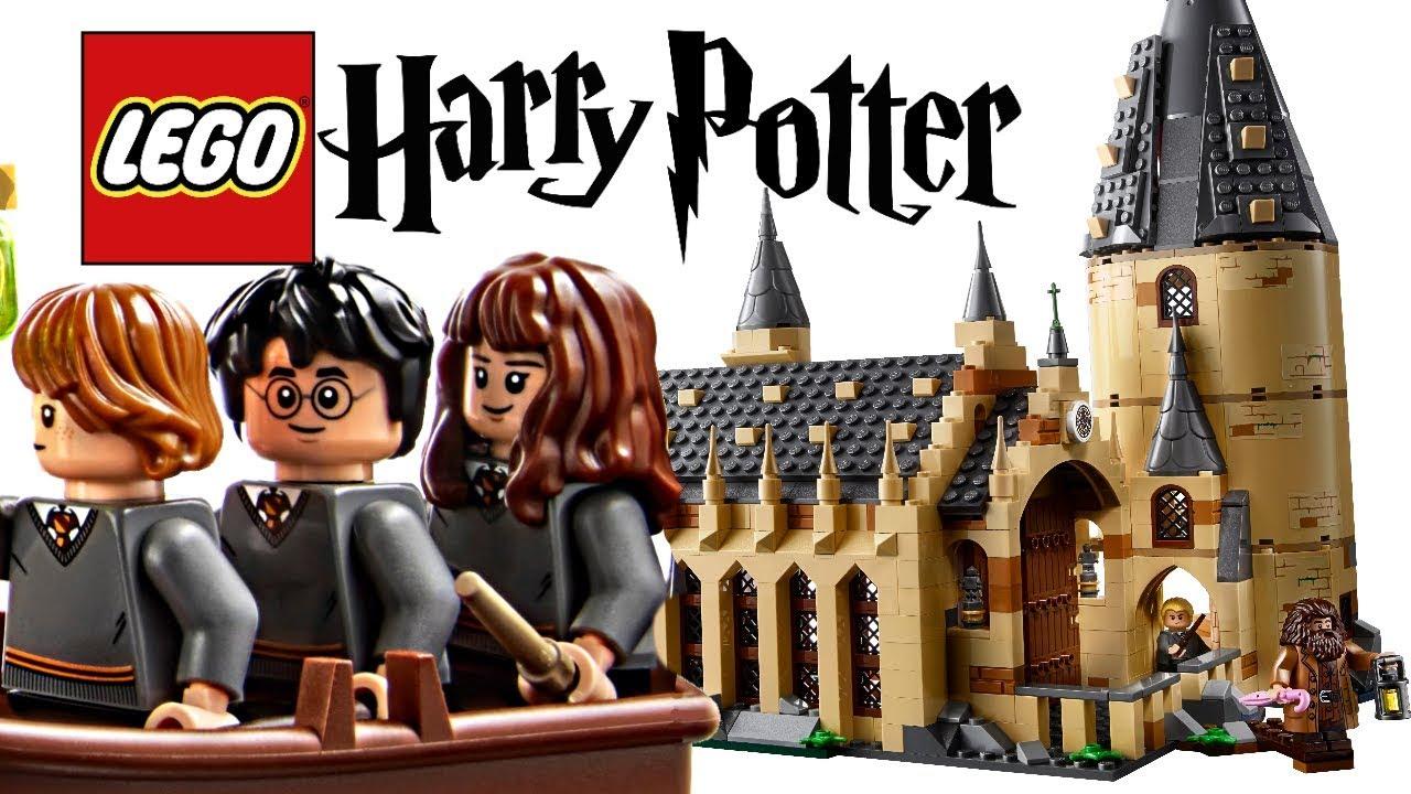 i am in lego harry potter 2018 hogwarts great