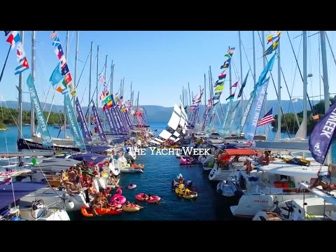 Live The Yacht Week