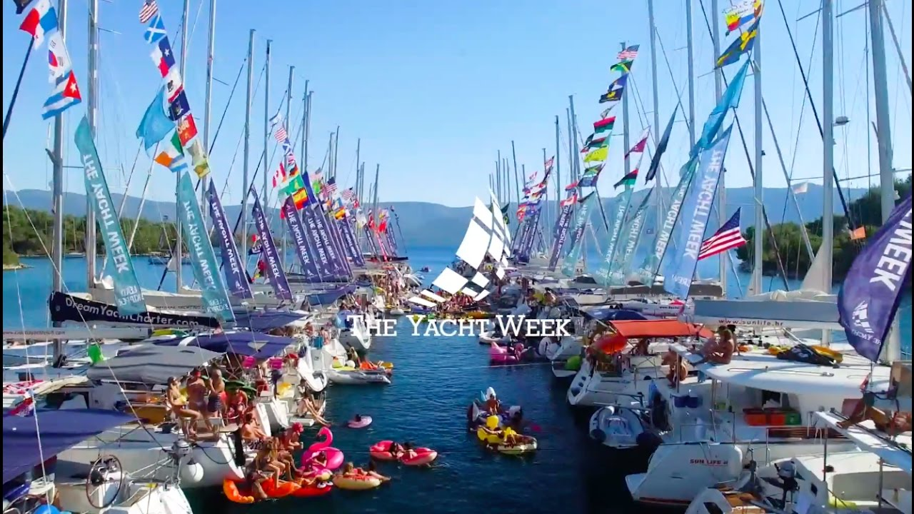 Live The Yacht Week YouTube