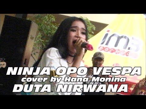 NINJA OPO VESPA cover by Hana Monina DUTA NIRWANA
