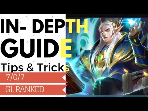 Most In-Depth Guide: Mobile Legends Estes Guide with Commentary, Glorious Legend Ranked Gameplay