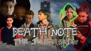 Тетрадь смерти 4 - последняя запись (Обзор на тетрадь смерти от Netflix)