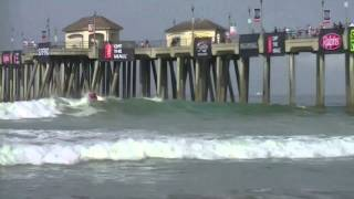 Kolohe Andino Surfing Huntington Beach, California 2013 Highlights