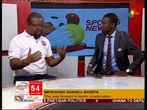 African Centre for Sports Studies to be launched to improve Ghana's sport 13/10/2016