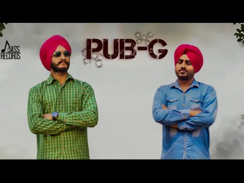 PUB -G   (Full Song)   Param Badesha Ft.Dj Duster   New Punjabi Songs 2018   Latest Punjabi Songs