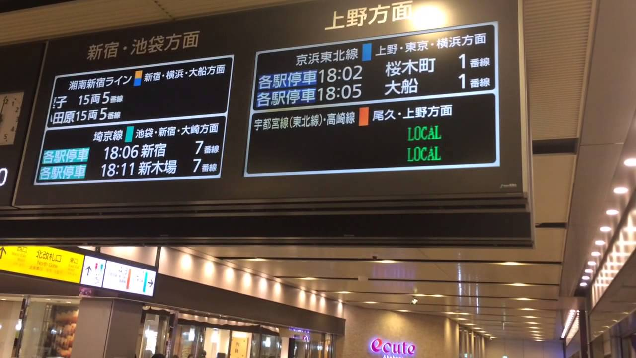 上越新幹線新宿駅は実際のところどうなっ ...