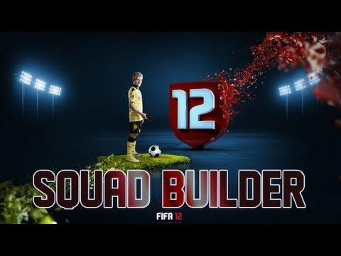 Fifa 12 Ultimate Team | Squad Builder | EP12 Denmark (Tested vs Dwaynator)