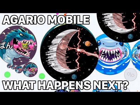AGARIO — ZONE VS JAPANESE CLAN! (Agar.io Mobile Gameplay)