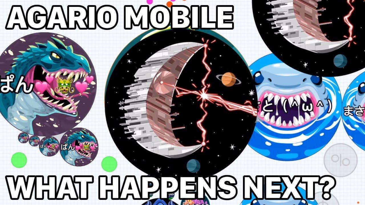 AGARIO — ZONE VS JAPANESE CLAN! (Agar io Mobile Gameplay)