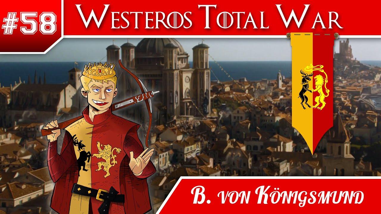 Westeros Total War / Königsmund #058/Standhaft/ Let's Play ...  Westeros Total ...