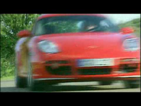 Motorweek Video of the 2006 Porsche Cayman S