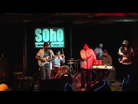 "Live Music Santa Barbara: Soul Spaceship ""Too beautiful"" at Soho"