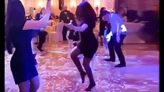 Девушки Босиком Взорвали Сцену Шикарный Танец 2017